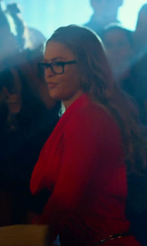 Ronda Rousey with Elizabeth and James Reade Glasses in The Expendables 3