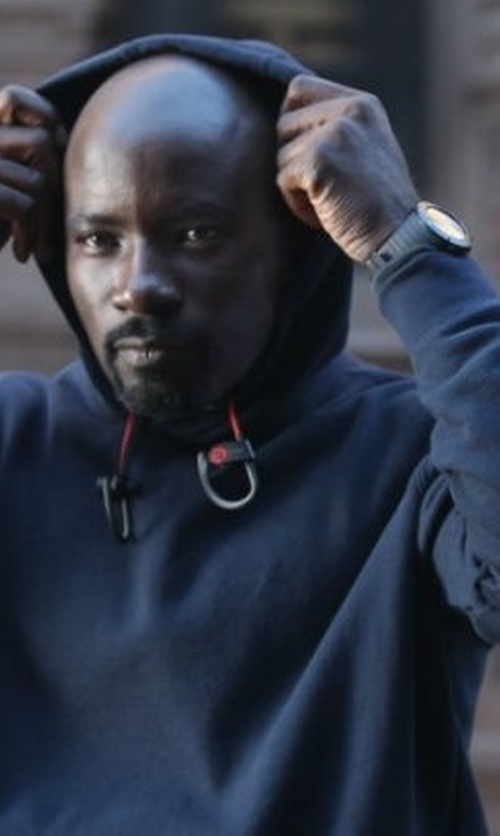 Mike Colter with Suunto Core Computer Watch in Marvel's Luke Cage