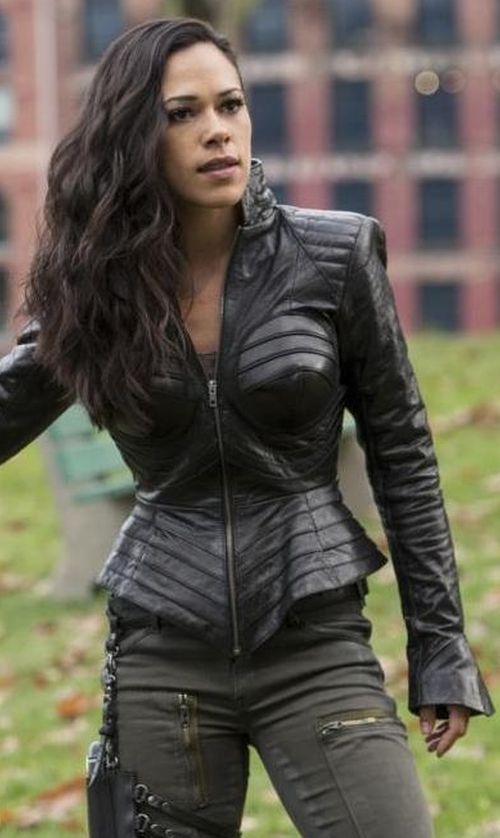 Jessica Camacho with Ritual Atomica Jacket in The Flash