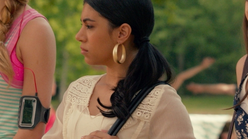 Chrissie Fit with BP Stretch Camisole in Pitch Perfect 2