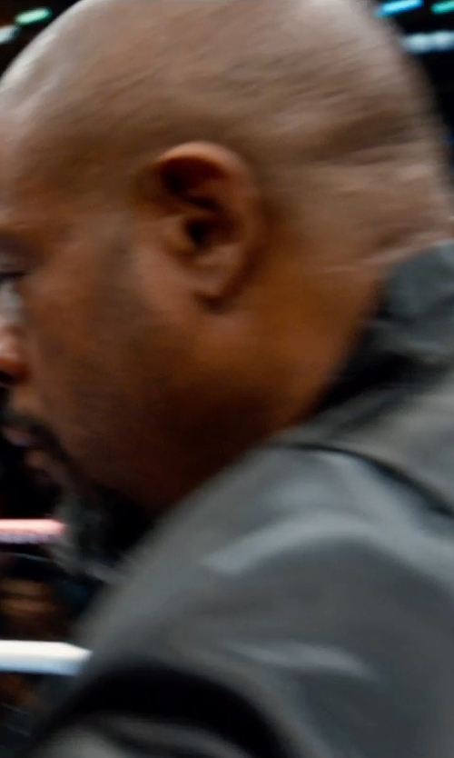 Forest Whitaker with Kerrits Warm Up Quilted Jacket in Southpaw