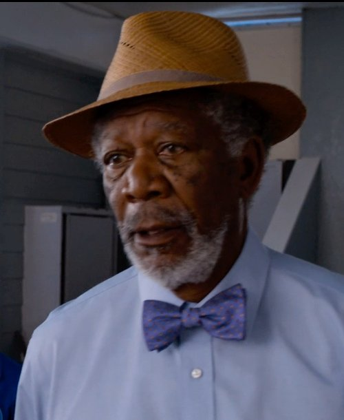 Morgan Freeman Fashion And Clothes Thetake