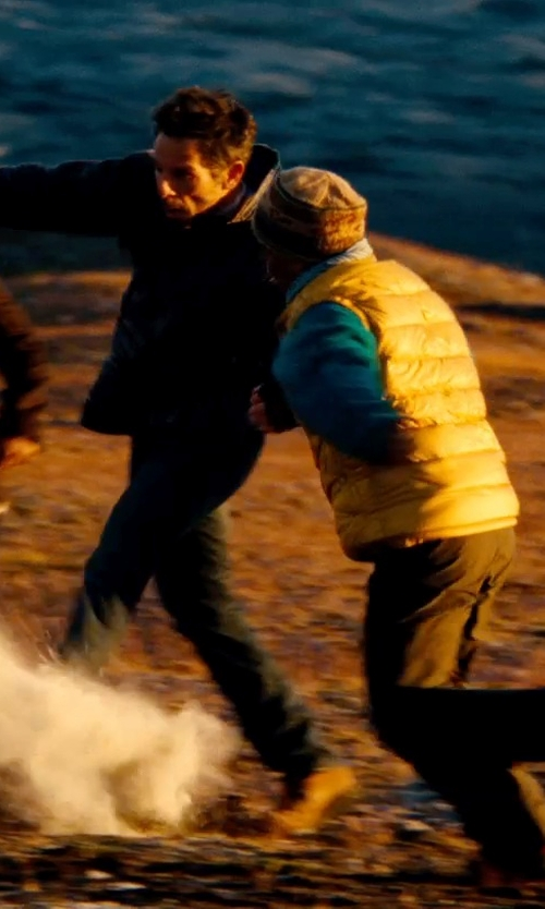 Ben Stiller with Bulletprufe Skate Denim Mogadishu Twill Chinos in The Secret Life of Walter Mitty