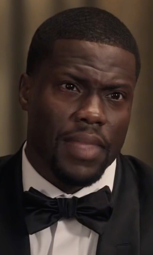Kevin Hart with Neiman Marcus Satin Bow Tie in Kevin Hart: What Now?