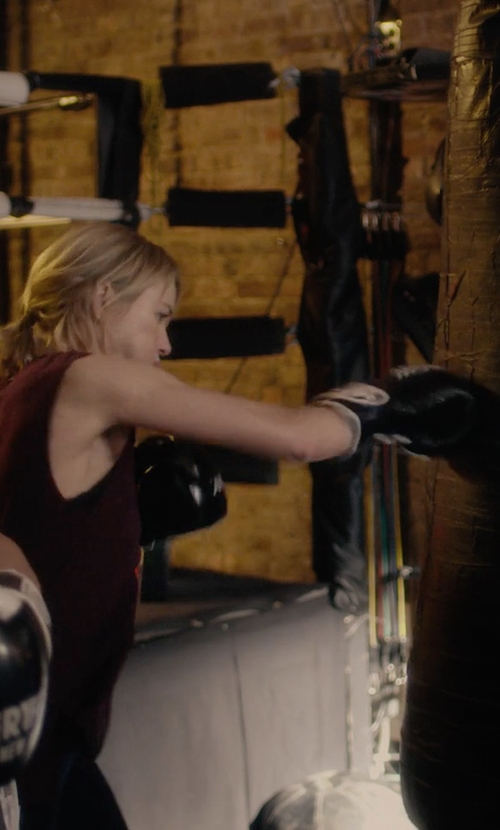 Naomi Watts with Overthrow Boxing Gloves in Gypsy