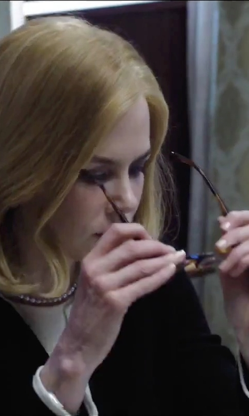 Nicole Kidman with Corinne McCormack 'Sydney' Reading Glasses in Secret in Their Eyes