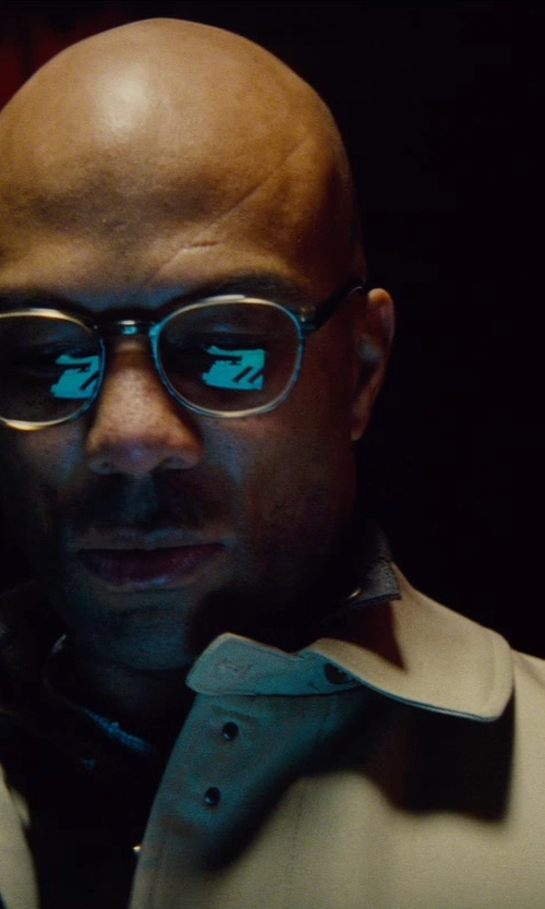 Common with Tom Ford Eyewear Round Optical Frame Eyeglasses in Run All Night