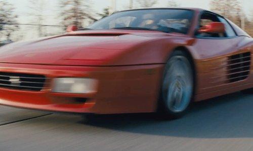 Ferrari Testarossa 512 TR in The Wolf of Wall Street