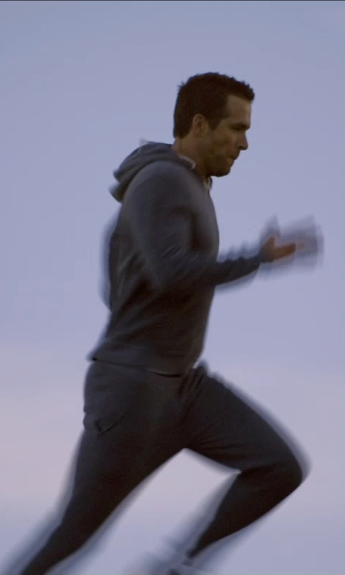 Ryan Reynolds with Moncler French Terry Sweatpants in Self/Less