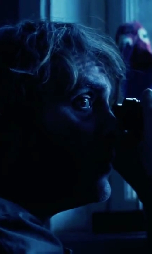 Joaquin Phoenix with Nikon Aculon Binoculars in Inherent Vice