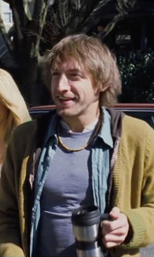 Fran Kranz with Banana Republic Non-Iron Denim Shirt in Cabin in the Woods