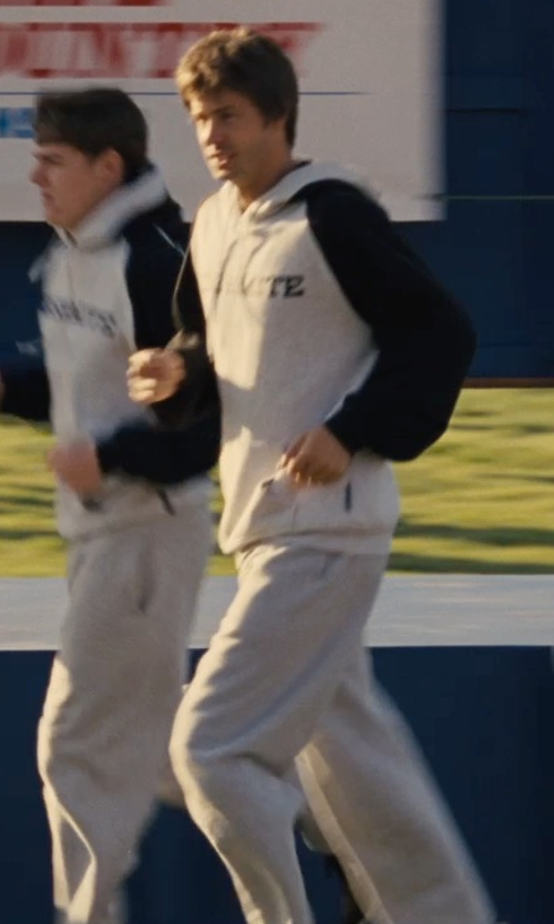 Unknown Actor with Alternative Light French Terry Sweatpants in McFarland, USA