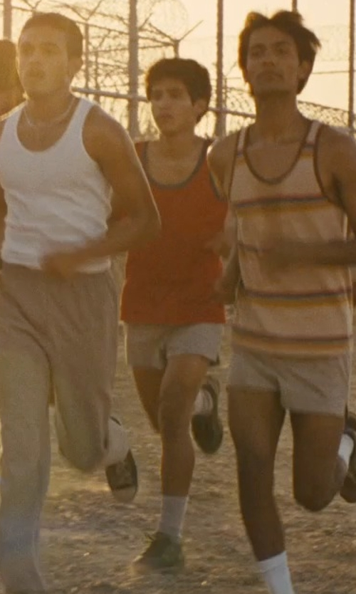 Hector Duran with Fila Memory Synergy Running Shoes in McFarland, USA