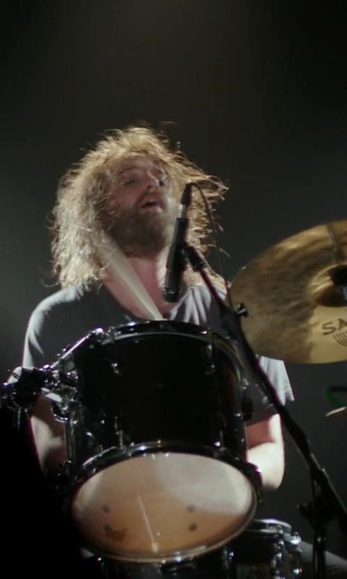 Joshua Leonard with Zildjian John Blackwell Artist Series Drumsticks in If I Stay