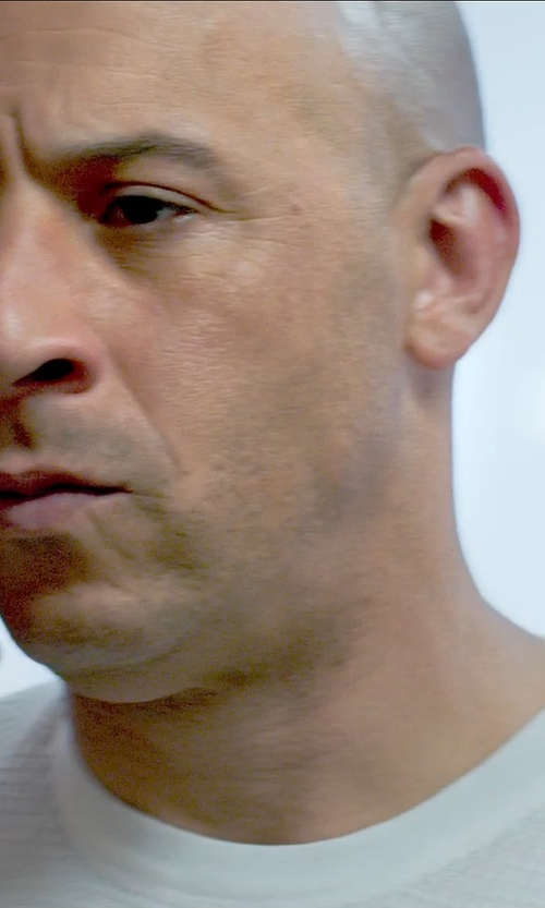 Vin Diesel with Sony Xperia Z1 Smartphone in Furious 7