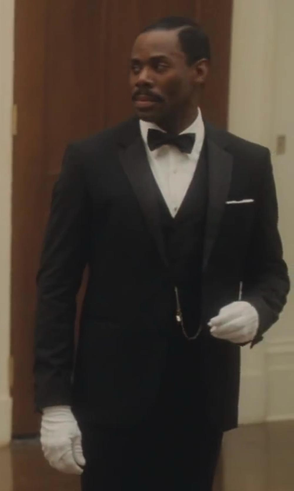 Colman Domingo with Rothco White Dress Parade Gloves in Lee Daniels' The Butler