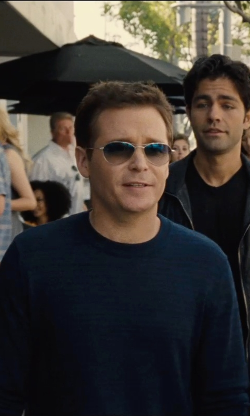 Kevin Connolly with Kaenon Driver SR91 Sunglasses in Entourage