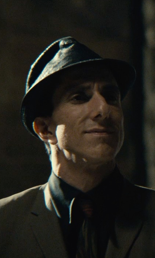 Unknown Actor with Borsalino Felt Fedora Hat in The Man from U.N.C.L.E.