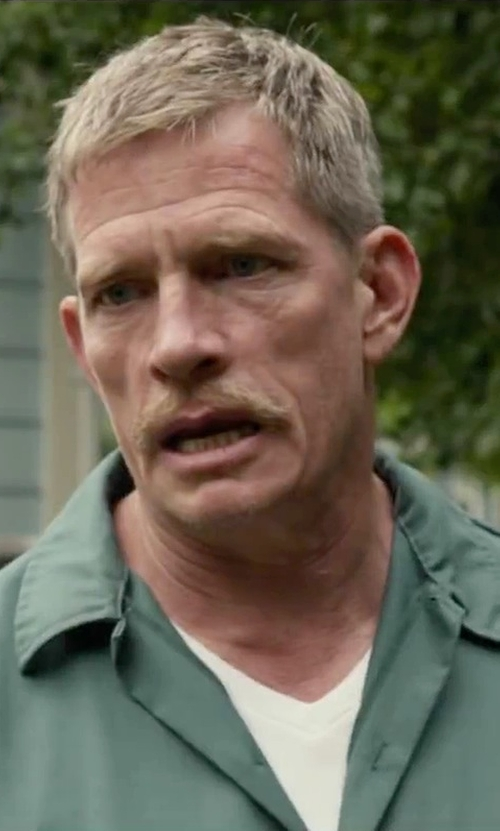 Thomas Haden Church with Kühl Men's Wunderer Shirt in Max