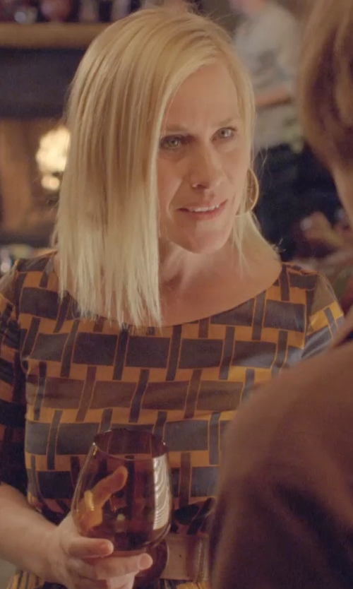 Patricia Arquette with Villeroy & Boch Wine Glass in Boyhood