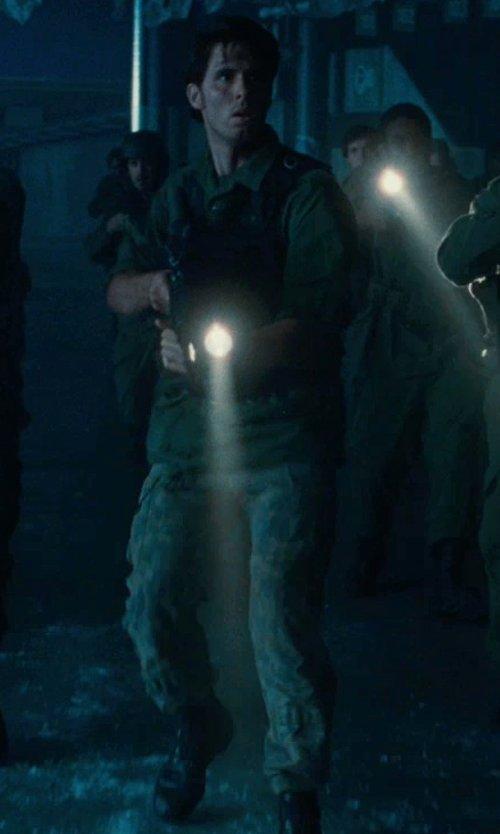 Unknown Actor with Propper NFPA Compliant ABU Trousers in Warm Bodies