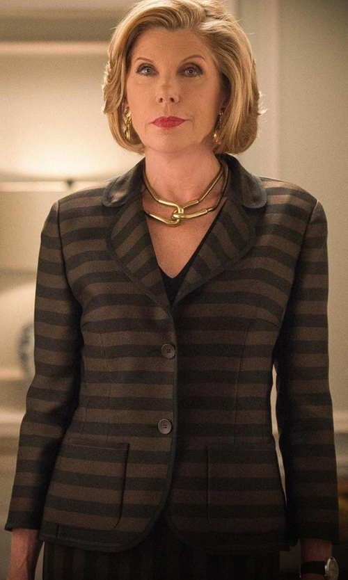 Diane Lockhart Fashion And Clothes Thetake