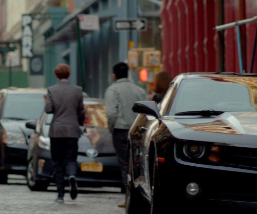 Unknown Actor with Chevrolet Camaro in This Is Where I Leave You