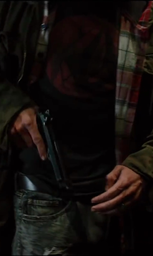 Unknown Actor with Levi's Four Pocket Field Jacket in The Wolverine
