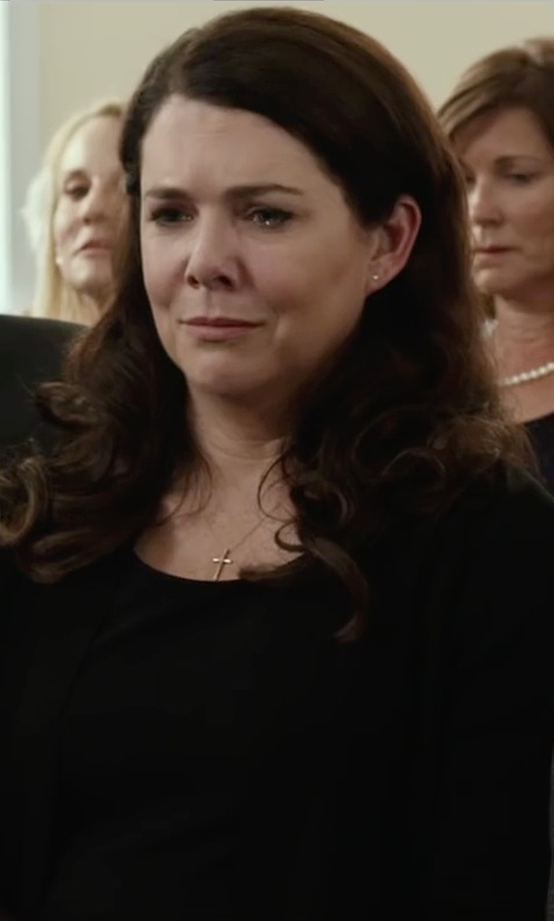 Lauren Graham with Lord & Taylor Jewelry & Accessories in Max
