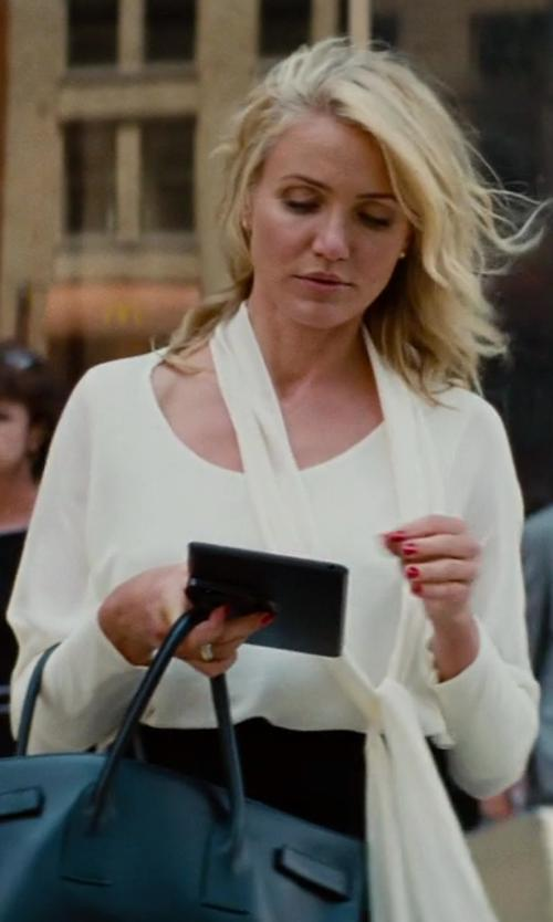 Cameron Diaz with Apple iPad Mini in The Other Woman