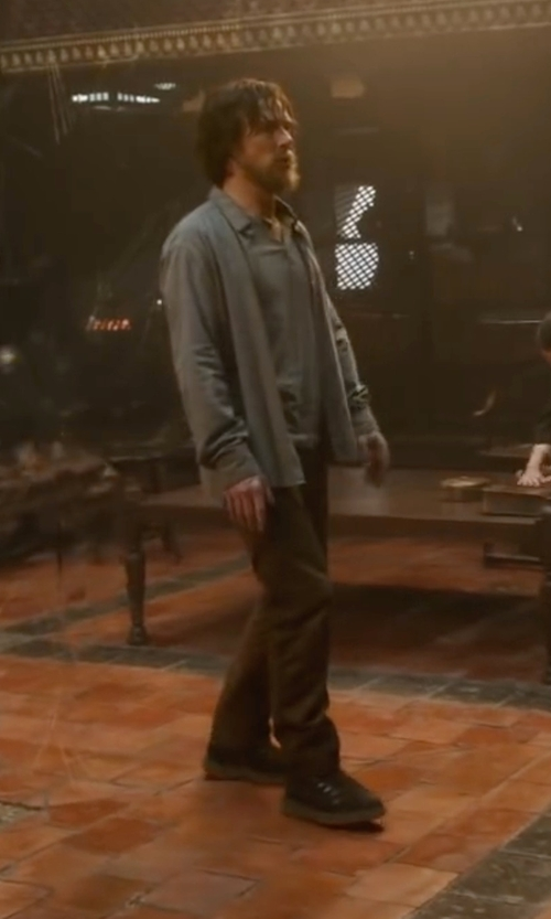 Benedict Cumberbatch with Polo Ralph Lauren Joplin Chukka Boots in Doctor Strange