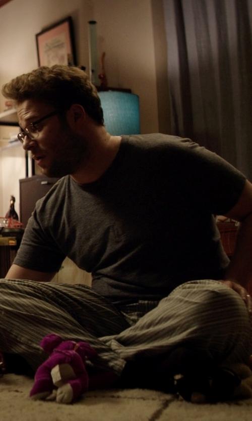 Seth Rogen with Calvin Klein Men's Key Item Pant Sleepwear in Neighbors