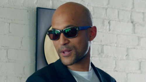 Keegan-Michael Key with Gucci GG 1078/S Sunglasses in Pitch Perfect 2
