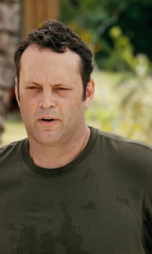Vince Vaughn with Under Armour Men's UA Tactical Tech Short Sleeve T-Shirt in Couple's Retreat