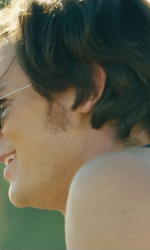 Benjamin Walker with Ray-Ban Aviator Sunglasses in The Choice