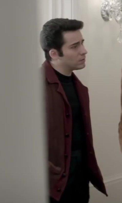 No Actor with MINIMUM CLOTHING Minimum Blazer in Jersey Boys