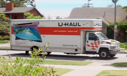 U Haul 20ft Moving Truck Rental in Neighbors