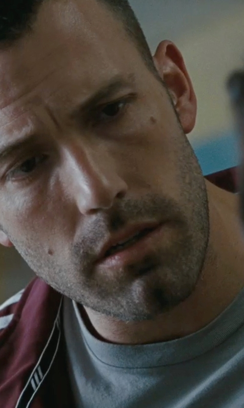 Ben Affleck with Adidas Men's Texas A&M Aggies Legacy Track Jacket in The Town