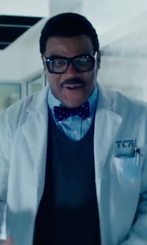 Tyler Perry with Shephe Cashmere Pullover Vest in Teenage Mutant Ninja Turtles: Out of the Shadows