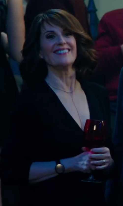Megan Mullally with Misfit  Shine Watch in Why Him?