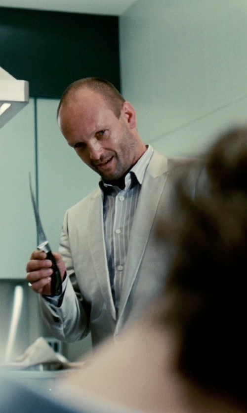 Andrew Howard with Napoli Dress Shirt in Limitless