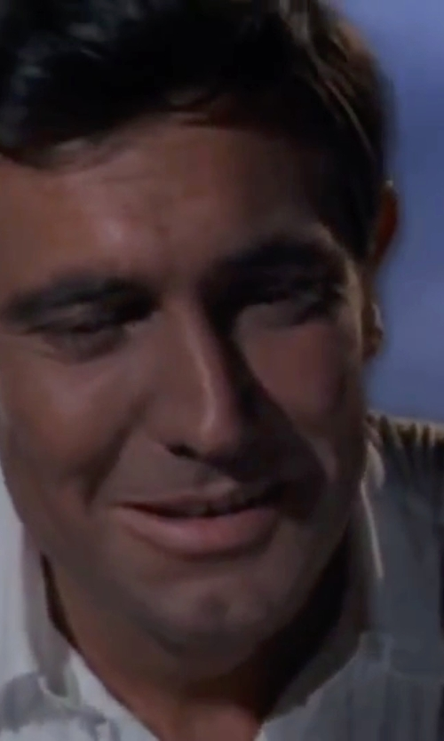 George Lazenby with J. Crew Ludlow Wing Collar Tuxedo Shirt in On Her Majesty's Secret Service