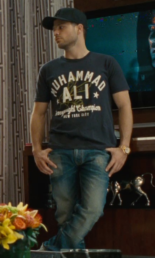 Jerry Ferrara with Billionaire Boys Club Canary Jeans in Entourage