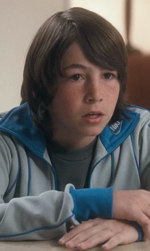 Jonah Bobo with Nike Inter Milan CL N98 Jacket in Crazy, Stupid, Love.