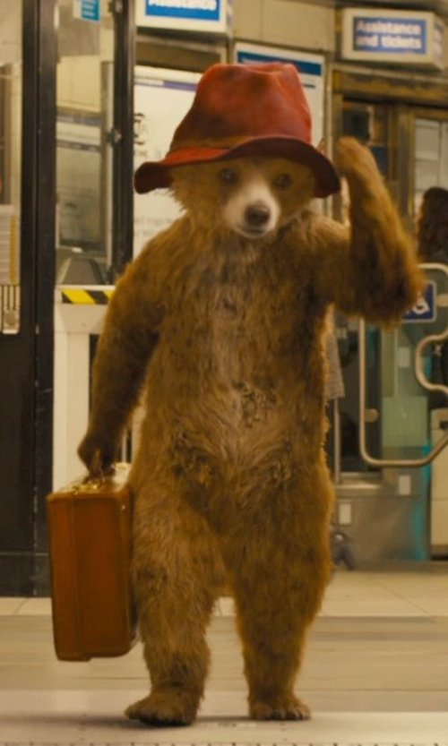 Ben Whishaw with Framestore (Company Concept Designer) Paddington in Paddington