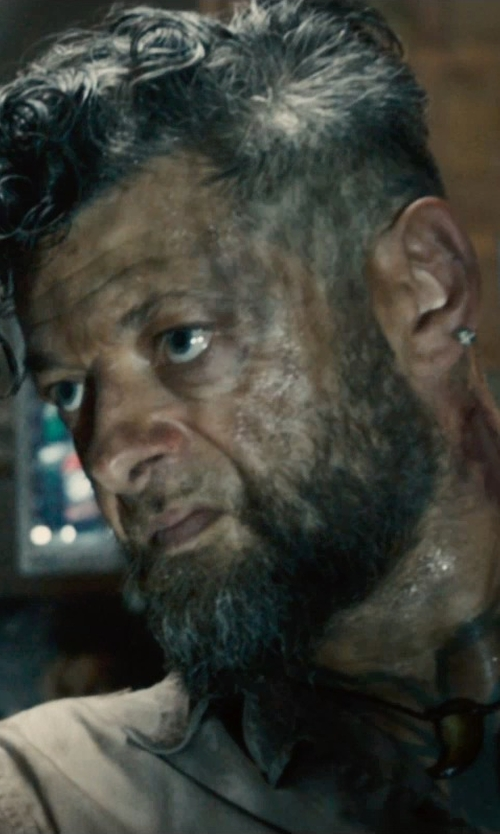 Andy Serkis with 5.11 TacLite Professional Long Sleeve Shirt in Avengers: Age of Ultron