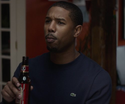Michael B. Jordan with Tecate Beer in That Awkward Moment