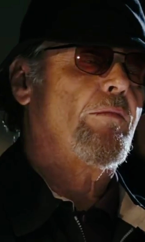 Jack Nicholson with Herschel Supply Co. Lake Bucket Hat in The Departed