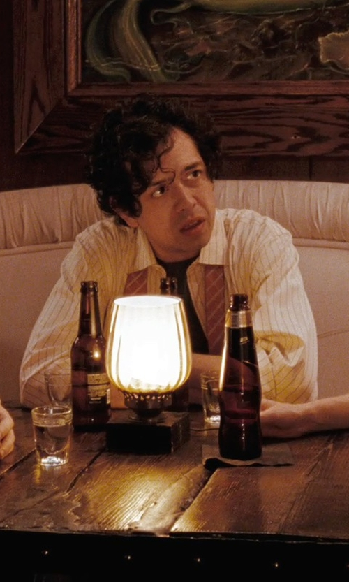Geoffrey Arend with Wild Attire Ties Stuart Check Tie in (500) Days of Summer