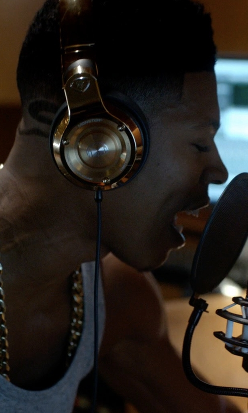 Bryshere Y. Gray with Monster Elements Wireless On-Ear Headphones in Empire